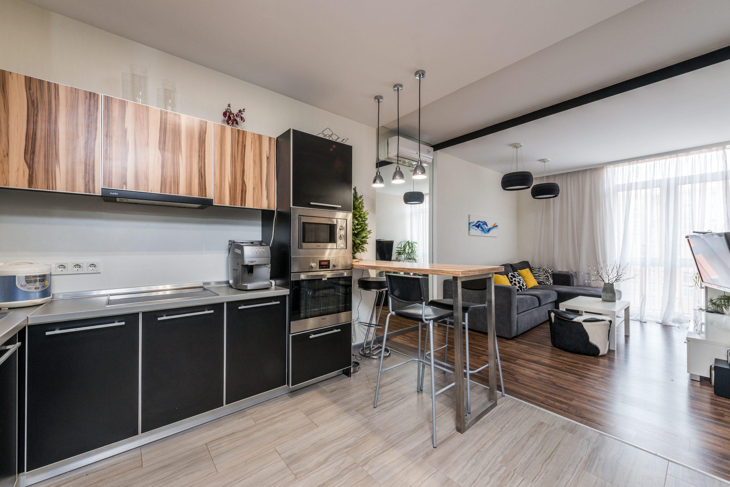 Cómo decorar una cocina en una casa moderna